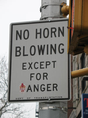 Blow Horn in Anger